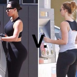 Iggy Azalea v. Kim Kardashian Booty Battle – Also, Does Iggy Have A Tape Too?