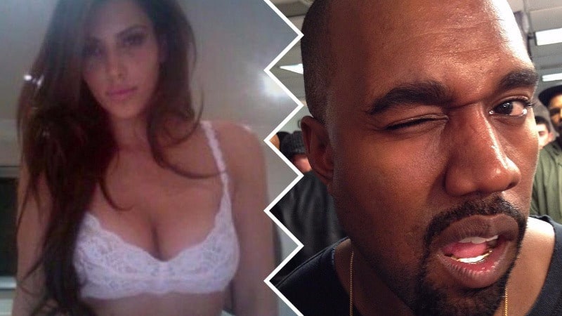 Kanye West sex tape coming soon