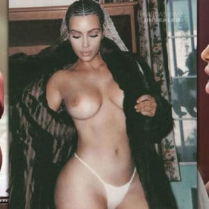 Kim Kardashian Nude Pics — Every Photo Ever Posted!
