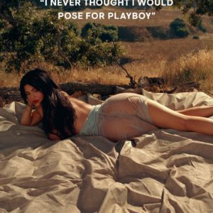 Kylie Jenner ass Playboy