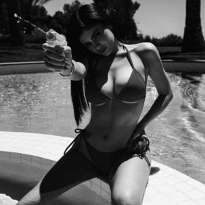 Kylie Jenner boobs