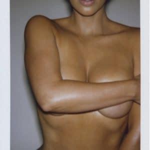 Kim Kardashian Poses Naked to Launch Her New Perfume